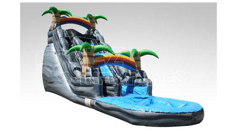 Oahu's Best Water Slide Rentals