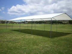 Tent frame  20' x 40'