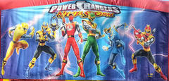 5 in 1 combo Power Rangers