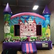 Princess 15' x 15' Bouncer