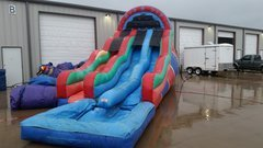 16 foot tall slip n dip (Wet Only)