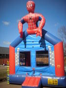 Spiderman -13x13ft-