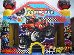 Racing Fun -13x13ft-