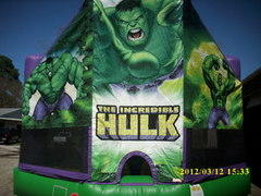 The Hulk -13x13ft-