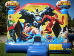 Justice League 2 -13x13ft-