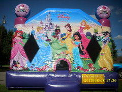 Princesses 2 -13x13ft-