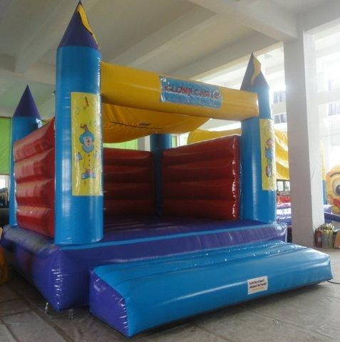 Clown Castle 12ft Open Castle