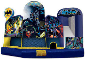 Batman 5 in 1 Combo  FOR AGES UP TO 12