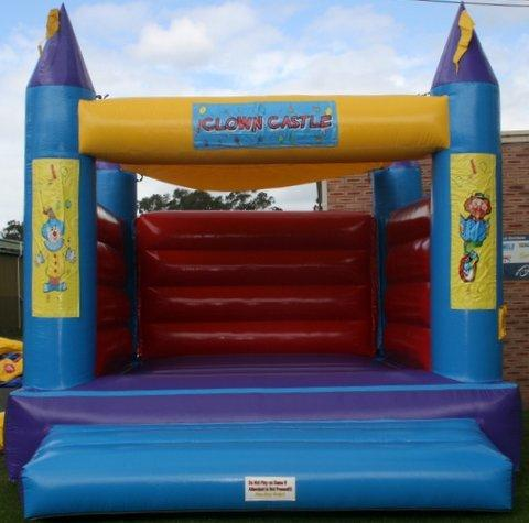 Clown Castle Adult/Children Jumping Castle (140)
