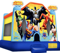 Justice league , For Children Under The Age of 12 years