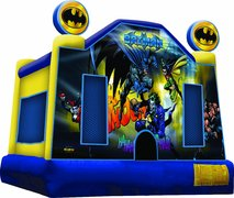 Batman Jumping castle FOR AGES UP TO 12