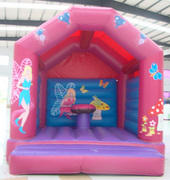 Fairy Jumping Castle  FOR AGES UP TO 12