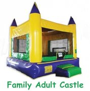 Family Adult Castle