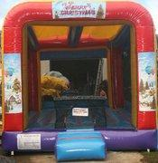 Merry Christmas JR jumping Castle