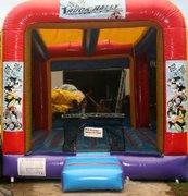Truck Rally JR Jumping Castle