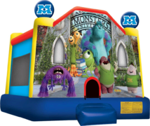 Monster university Jumping castle FOR AGES UP TO 12