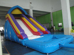 Water Slide with Pool (SP)