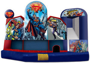 Superman 5 In 1 Combo FOR AGES UP TO 12