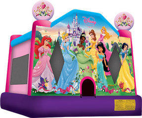 bh Disney Princess Package w/Cotton Candy