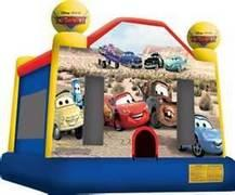 Disney Cars Jump PU