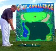 Carnival Game Golf Challenge