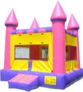 bh Fairy Castle Package w/Cotton Candy&Snowcone
