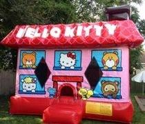 Hello Kitty Large Jump pu