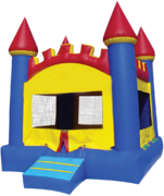 Funhouse Castle Bounce House
