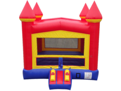 Big Red Bounce House