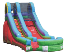 15 ft Big Dipper Slide - Wet
