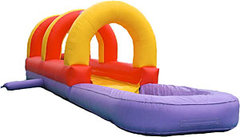 Inflatable Slip and Dip Water Slide