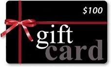 $100 Gift Card (Rental Store Only)