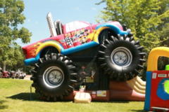 Monster Truck Bounce N