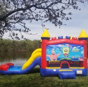 Wet/Dry Slide Combo Spongebob Theme