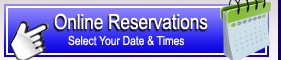 Party Rental Online Reservations Button