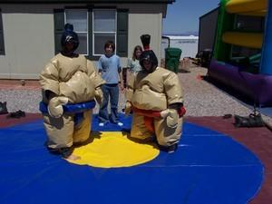 Game Sumo Suits