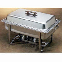 Food Prep Chafing Dishes