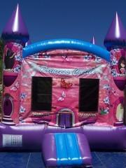 Bounce House Princess Castle