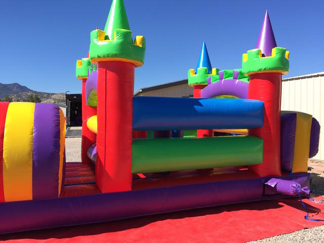 Obstacle Course Castle