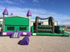 Obstacle Army &Green Castle