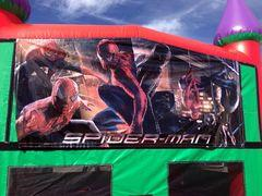 Banner Spiderman