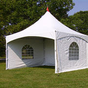 Window Side 4Frame Tent 8X20ft