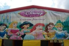 Princess(dream journey) Banner