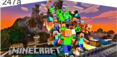 Mine Craft Banner