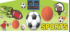 Sports Theme Banner  13