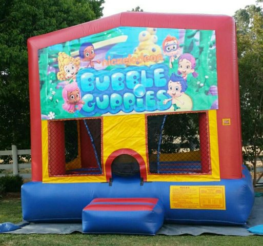 Bubble Guppies Medium Module
