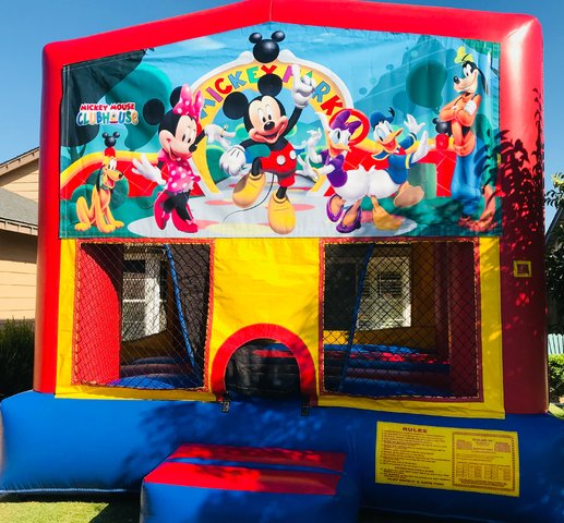 Mickey's Playhouse Medium Module