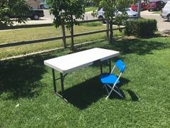 Kids 4 Foot Table