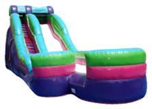 Water & Dry Slides
