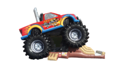 Monster Truck 3-in-1 Combo
